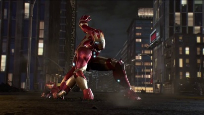 The Avengers: Battle for Earth - Comic Con Trailer