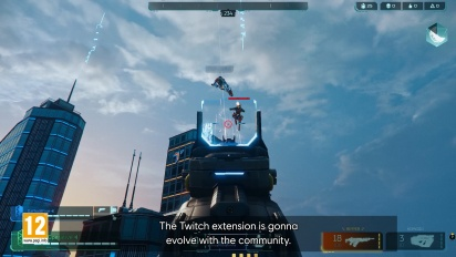 Hyper Scape - Announcement Dev Vision Trailer