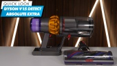 Dyson V15 Detect Absolute Extra - Quick Look