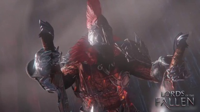 Lords of the Fallen - Gamescom Trailer