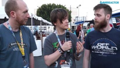 E3-opdatering - Dag 2