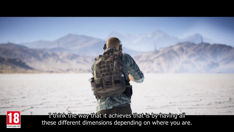 low priced cd015 b4a9a Trailer  Ghost Recon  Wildlands - The Music of the Wildlands