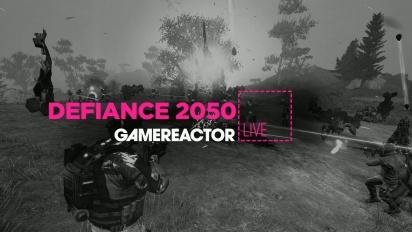 Defiance 2050 - Livestream Replay