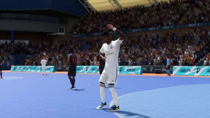 FIFA 20 - Volta Gameplay Trailer