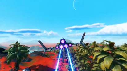 No Man's Sky - Beyond Launch Trailer