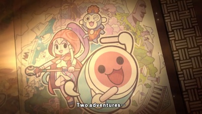 Taiko No Tatsujin: Rhythmic Adventure Pack - Release Date Announcement