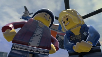 Lego City Undercover - Announcement Trailer