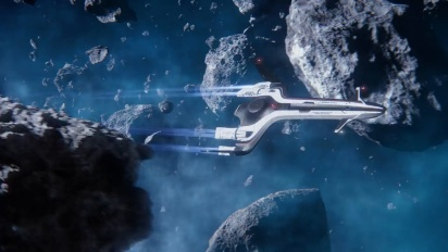 Mass Effect: Andromeda - Tempest and Nomad Briefing