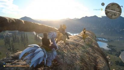 Final Fantasy XV - March Update Trailer