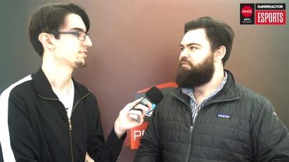 ESL UK Premiership Finals - Rob Black Interview