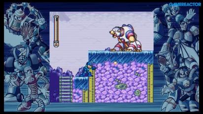 Mega Man Legacy Collection 2 - Mega Man VII Gameplay on Nintendo Switch