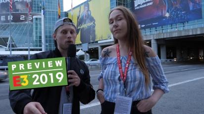 Cyberpunk 2077 - Video Preview