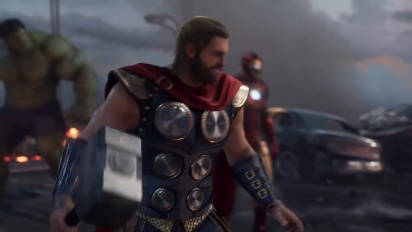 Marvel's Avengers - Pre-order Trailer