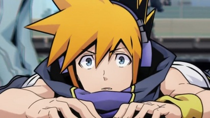 The World Ends with You: The Animation - Official Teaser Trailer