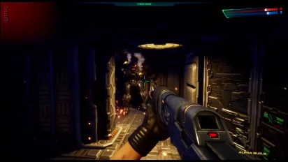 System Shock Remake - Gore Preview