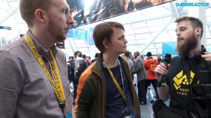 E3-opdatering - Dag 3
