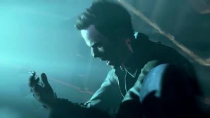 Quantum Break Live Action Villains trailer