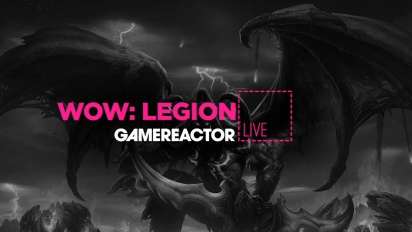World of Warcraft: Legion Livestream