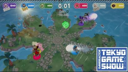 Aeolis Tournament - TGS Gameplay