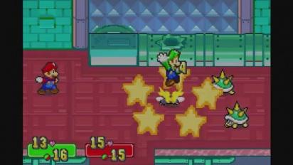 Mario & Luigi: Superstar Saga - Wii U-Trailer