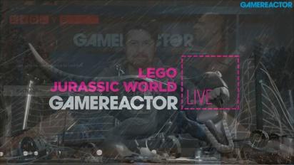 Evolve og Lego Jurassic World - Livestream Replay