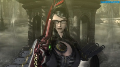 Bayonetta - Central Station Nintendo Switch Gameplay
