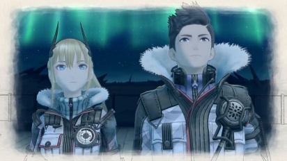 Valkyria Chronicles 4 - Squad E Reporting for Duty Trailer