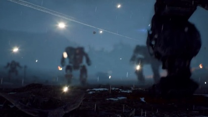 MechWarrior 5: Mercenaries - Gameplay Trailer