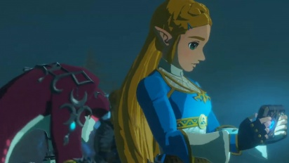 Hyrule Warriors: Age of Calamity - Announcement Trailer