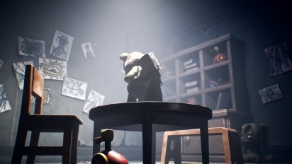 Little Nightmares II - Lost In Transmission trailer