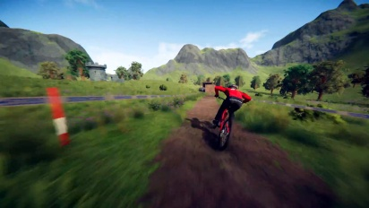 Descenders - Reveal Trailer
