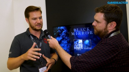 Black Mirror - Martin Kreuch Interview