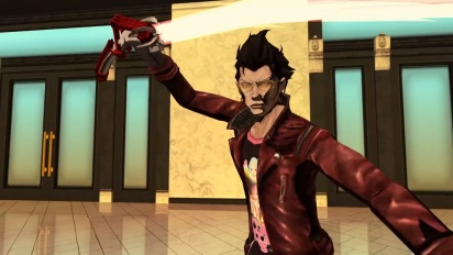 No More Heroes & No More Heroes 2: Desperate Struggle - Steam Launch Trailer