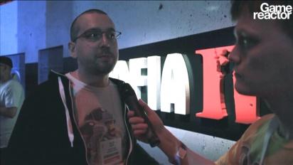 E3 10: Mafia II interview