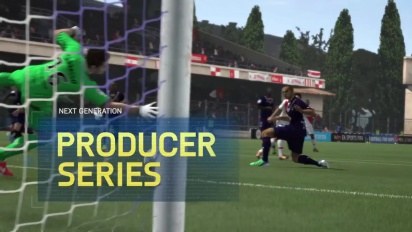 FIFA 14 - Pro Instincts Trailer