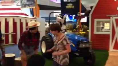 Farming and Farmer Girls!