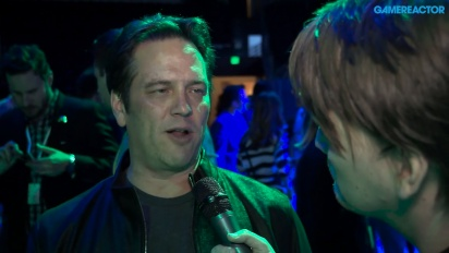 Phil Spencer - Xbox Showcase Interview