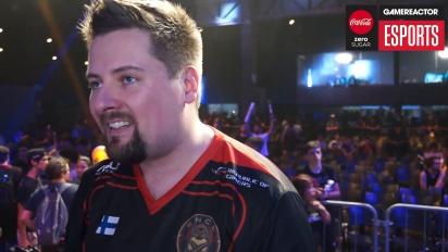 Rainbow Six Pro League Season 3 finals - Willkey Grand Champion Interview