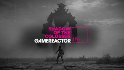 Shadow of the Colossus - Livestream Replay