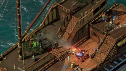 Pillars of Eternity II: Deadfire Features Trailer