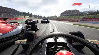 F1 2019 - Game Trailer 2