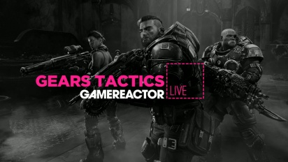 Gears Tactics - Livestream Replay