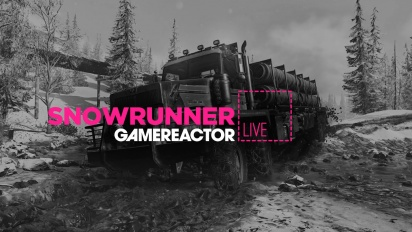 SnowRunner - Livestream Replay