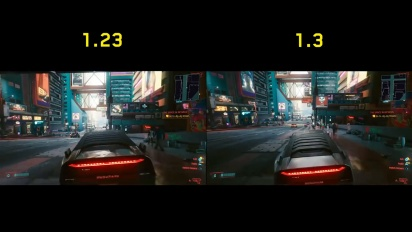 Cyberpunk 2077 - What's new in Night City [Patch 1.3] #1