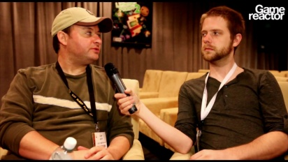 E3 10: David Jaffe on Twisted Metal