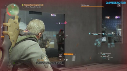 The Division - PVE Early Gameplay