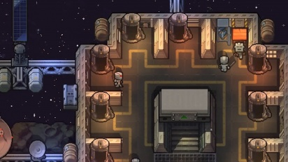 The Escapists 2 - Goes To Space!