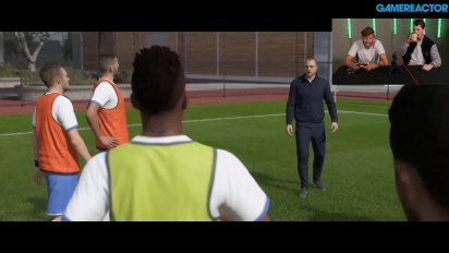 Gamereactor Plays - FIFA 18 The Journey