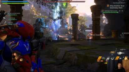 Anthem - Endgame Livestream Replay