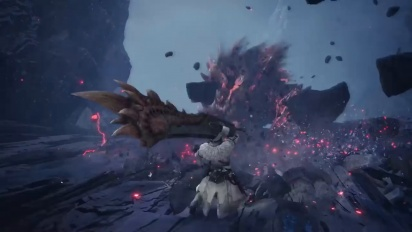 Monster Hunter World: Iceborne - Stygian Zinogre